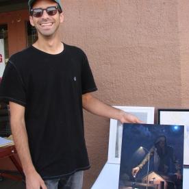 Noel Jimenez brought his top-notch originals.