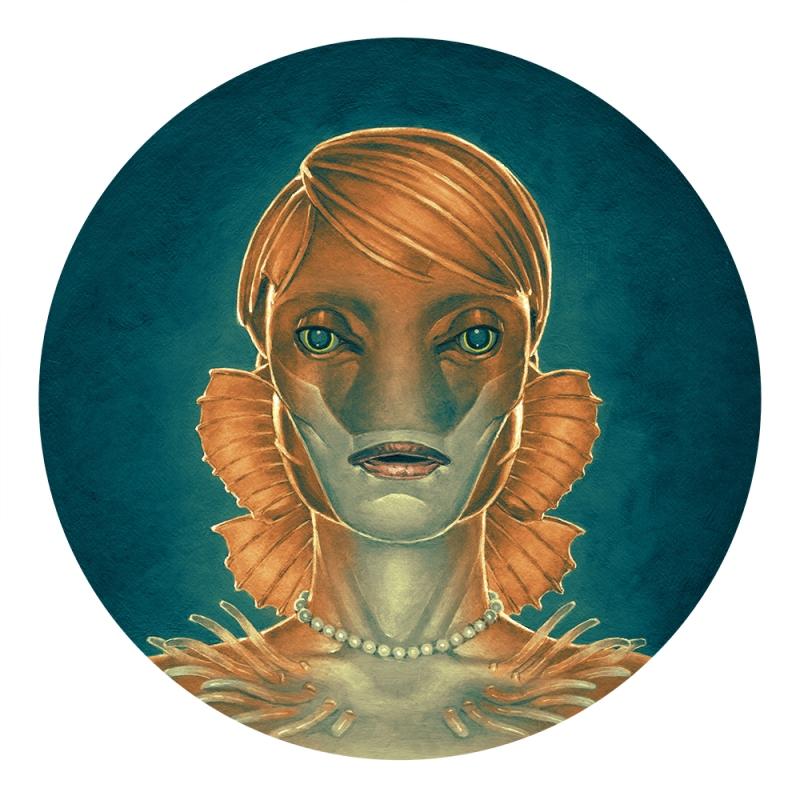 MermaidPaintColor1000