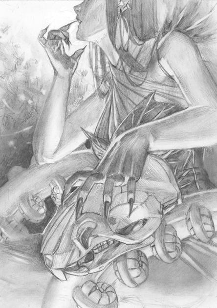 FairyQueenSketch800